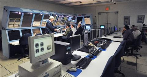 Control Room - Wide