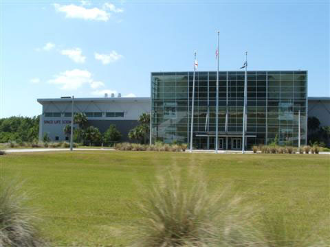 NASA Life Science Building